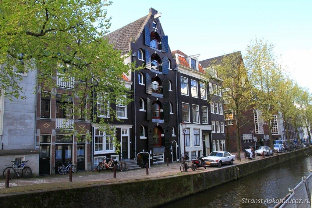 Амстердам, Остердок