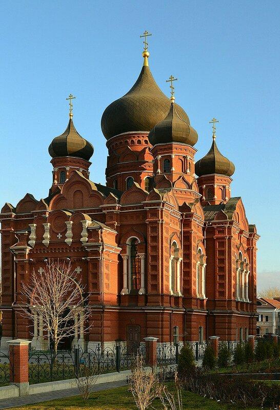 Успенский кафедральный собор в Туле