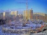 Солнцево, Солнцевский проспект, Стройка, декабрь 2005
