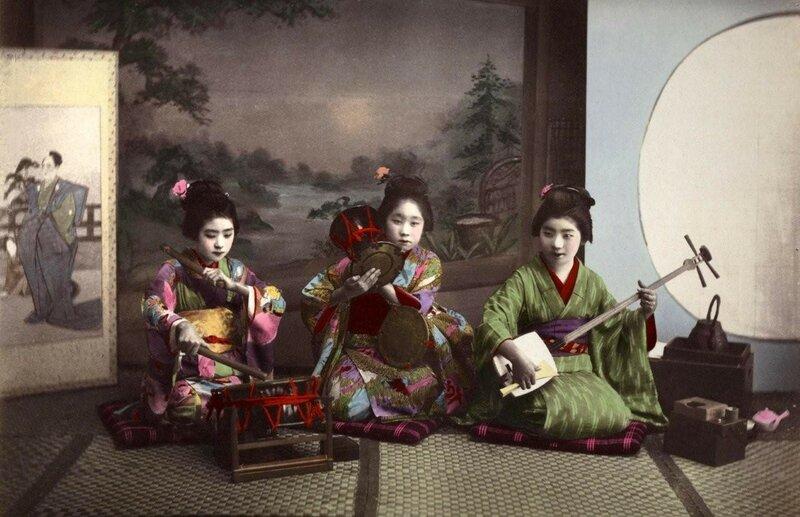 Японская страсть фото