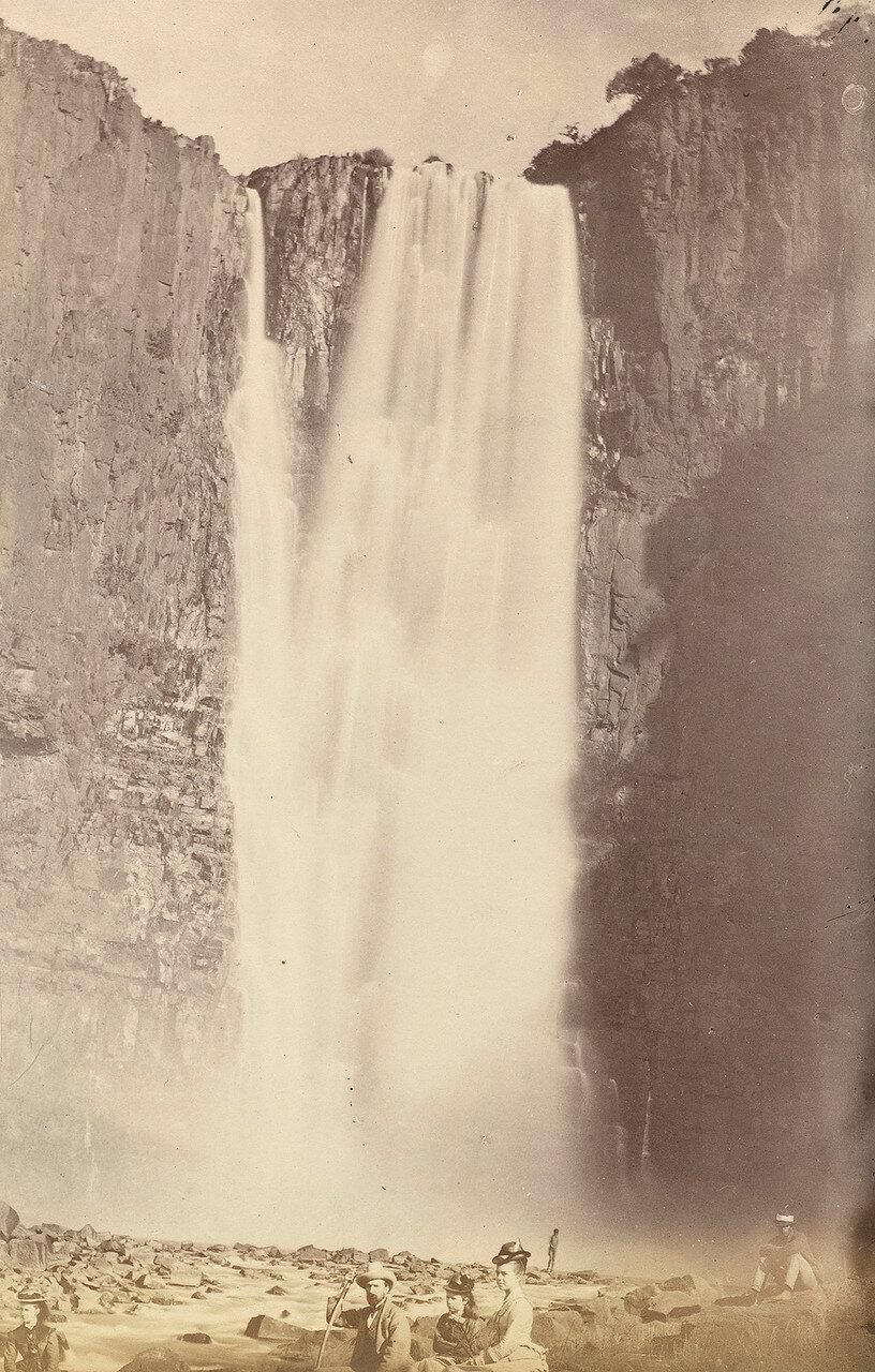 Водопад Умгени