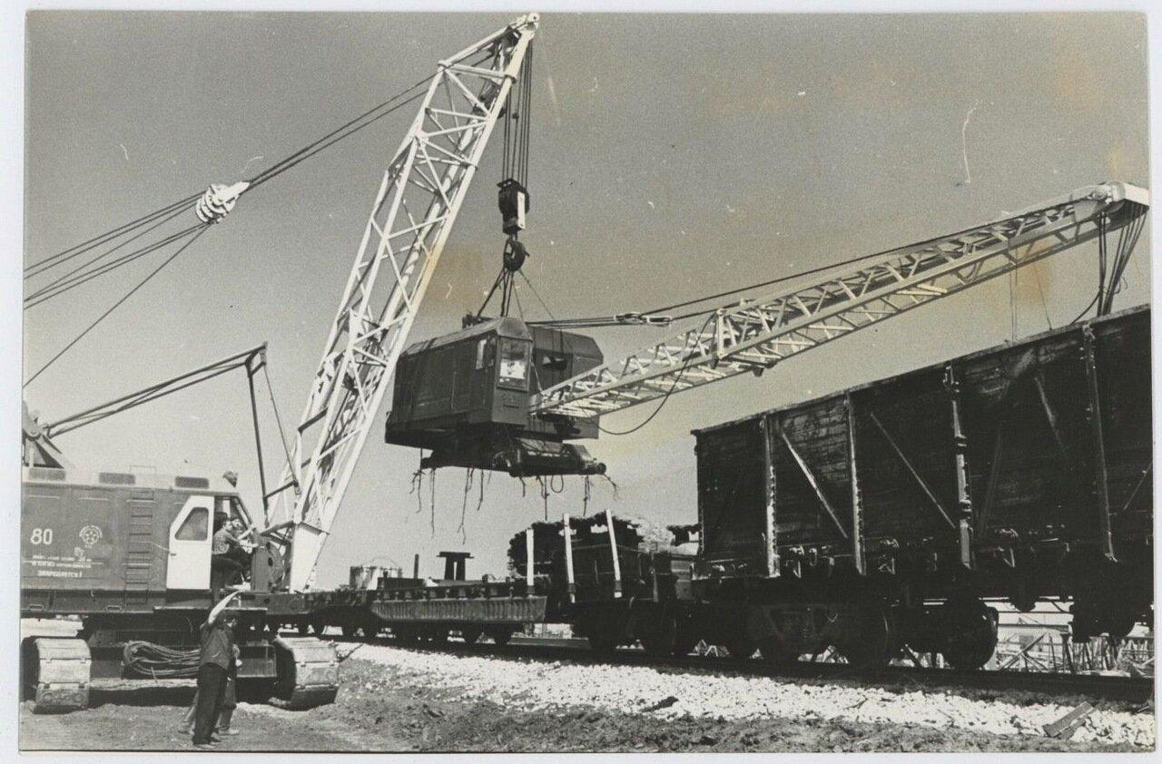 Строительство автозавода