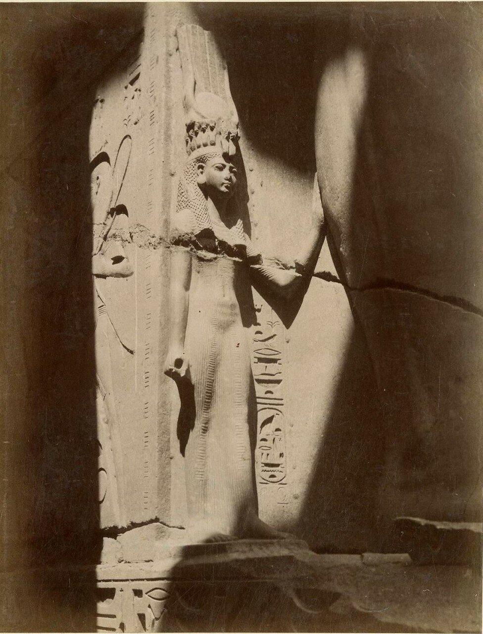 Луксорский храм. Богиня Неф