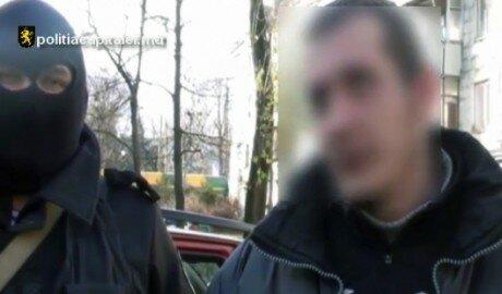 В Кишинёве задержана банда ограбившая 26 автомобилей