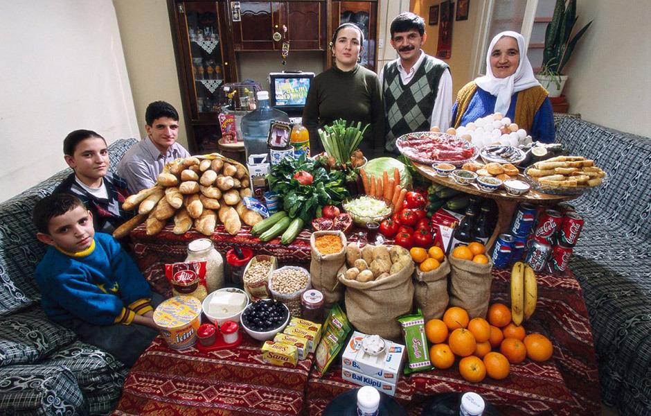 14 Турецкая семья