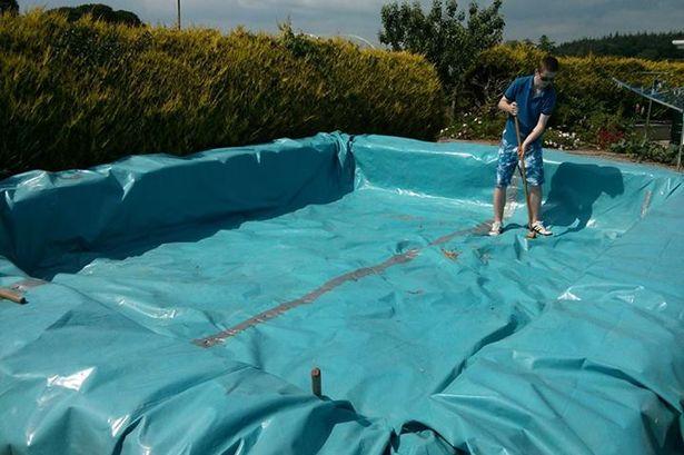 Домашний бассейн своими руками