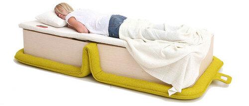 Мебель трансформер - кресло и кровать