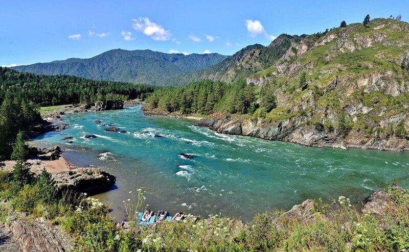 У каждой реки своя вода.