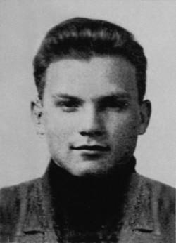 Руководитель винницкой подпольной молодёжной группы Мельник П. П.