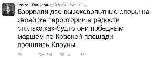 Хроники триффидов: Взорвана последняя энергоопора, по которой подавалось украинское электричество в Крым