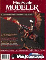 Журнал FineScale Modeler 1984-07/08