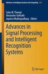 Книга Advances in Signal Processing and Intelligent Recognition Systems (Advances in Intelligent Systems and Computing)