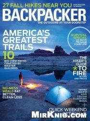 Журнал Backpacker - October 2014