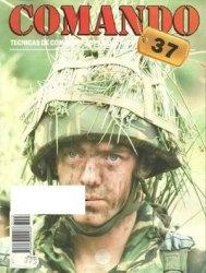 Журнал Comando. Tecnicas de combate y supervivencia 37