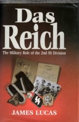 Книга Das Reich: The Military Role of the 2nd SS Division