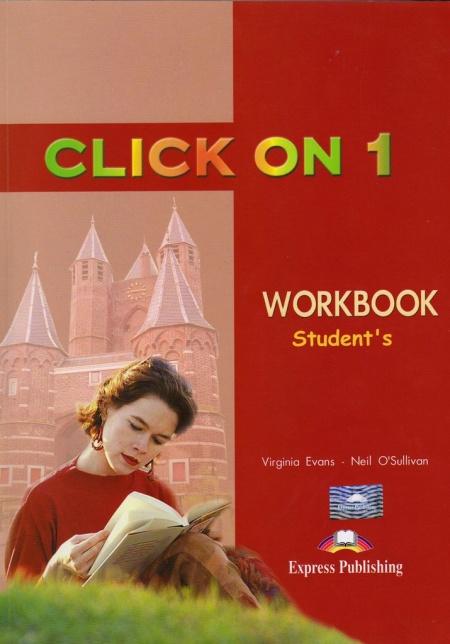 Книга Английский язык Click On 1
