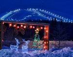 Ворота в праздник под созвездием Рождества
