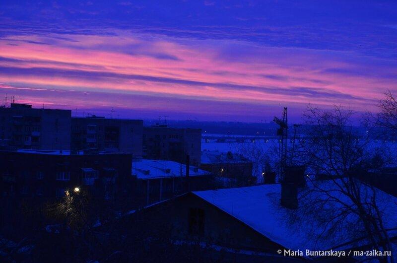 Рассвет, Саратов, 01 февраля 2015 года