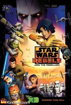 Star Wars Rebels Staffel 1-3 (2014)