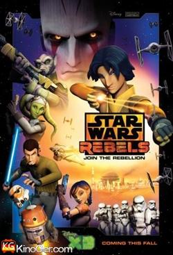 Star Wars Rebels Staffel 1-4 (2014)