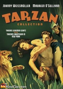 Tarzans Abenteuer in New York (1942)