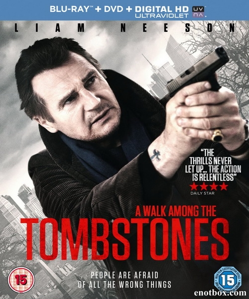 Прогулка среди могил / A Walk Among the Tombstones (2014/BDRip/HDRip)