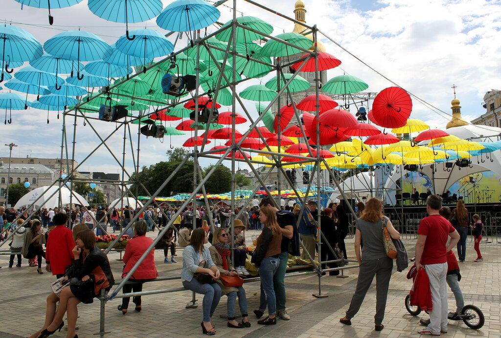 Арт-пространство фестиваля
