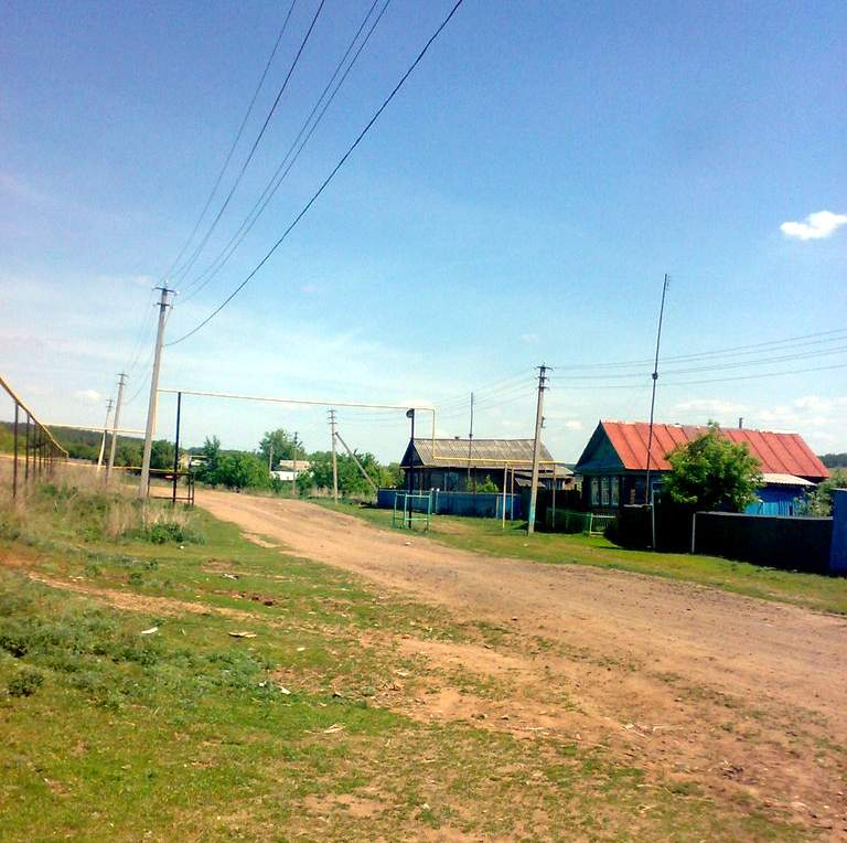 Село Ольгино
