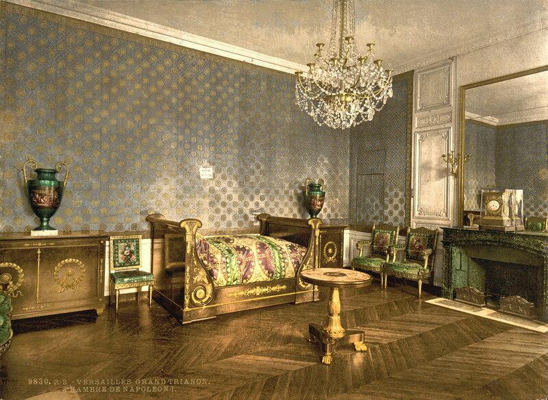 Собственная комната Наполеона I в Большом Трианоне