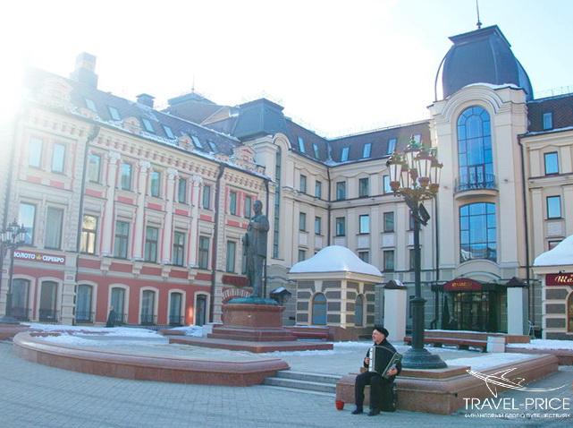 Отель Шаляпин Казань