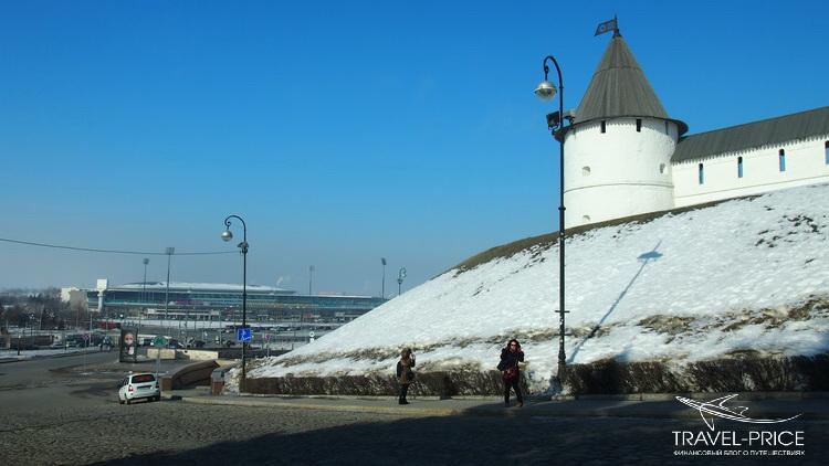 Дорога к Казанскому Кремлю