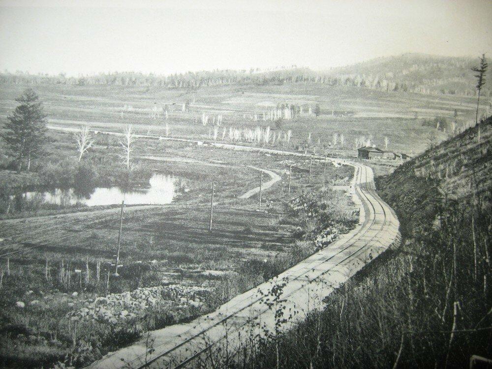 02. Мост через реку Алеур на 72 версте