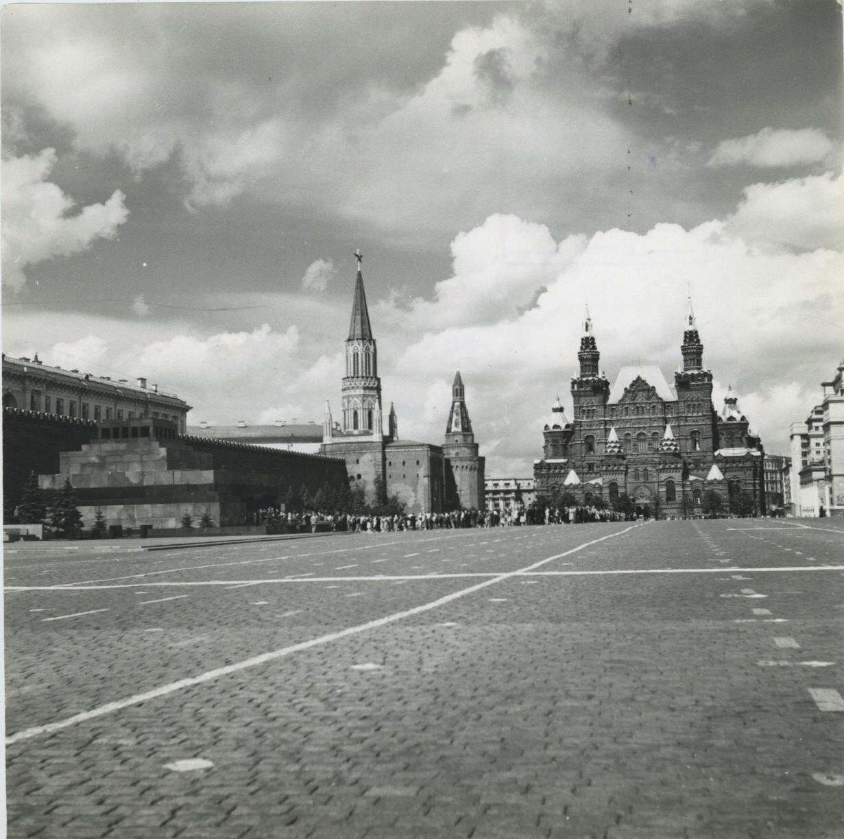 1975. Красная площадь