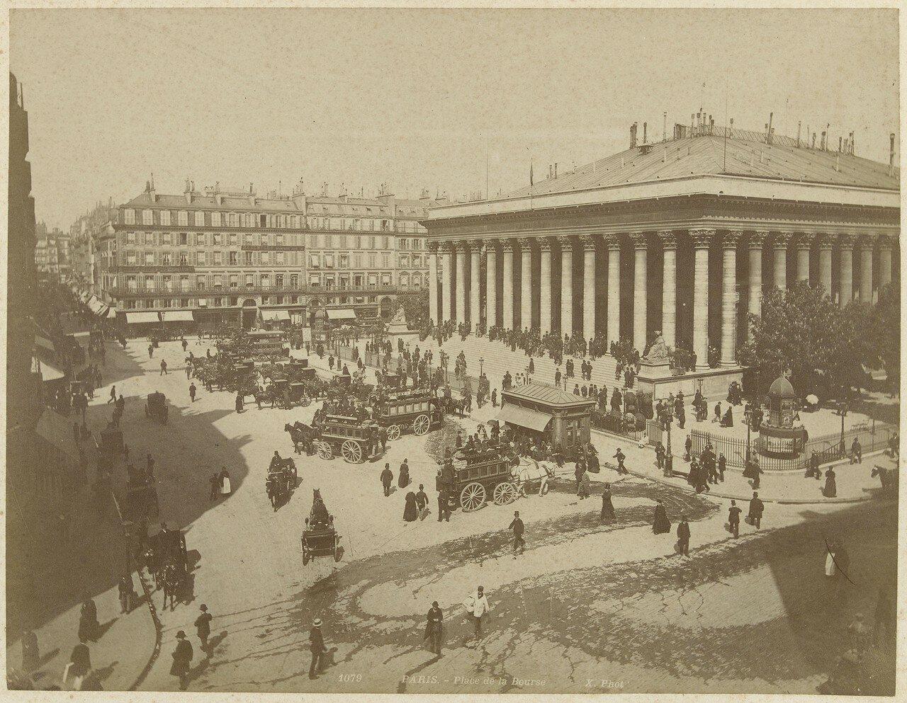 1870-е. Биржа