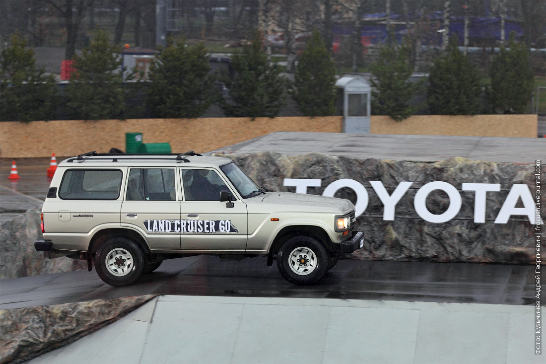 Toyota Land Cruiser 60