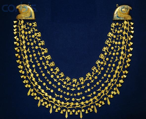 Collar of Queen Ahhotep