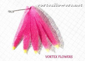 Мастер-класс. Хризантема из ткани «Ягодка» от Vortex  0_fbf80_72d91ffd_M