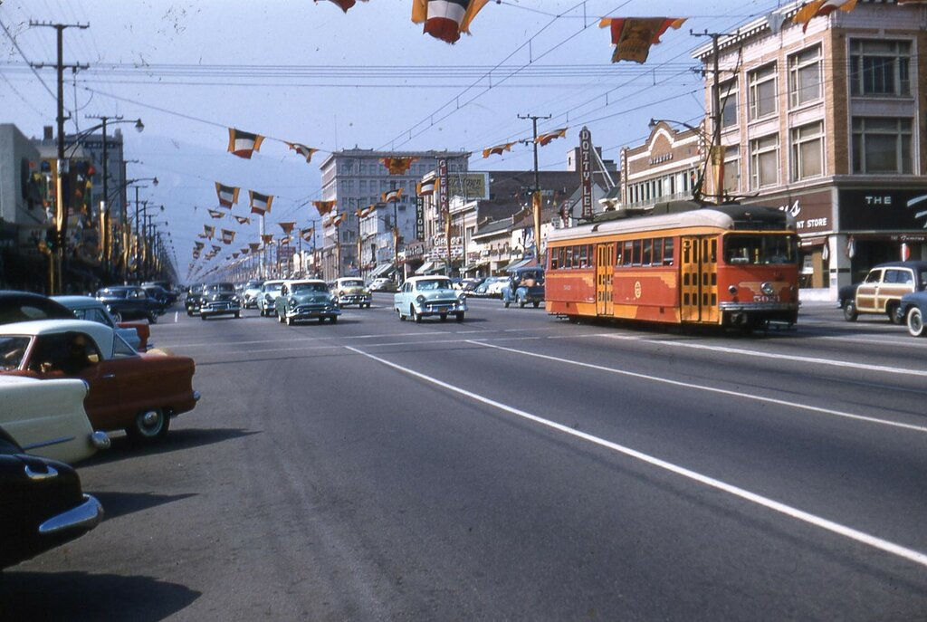 1955 LA Brand Boulevard on this the last day of service.jpg