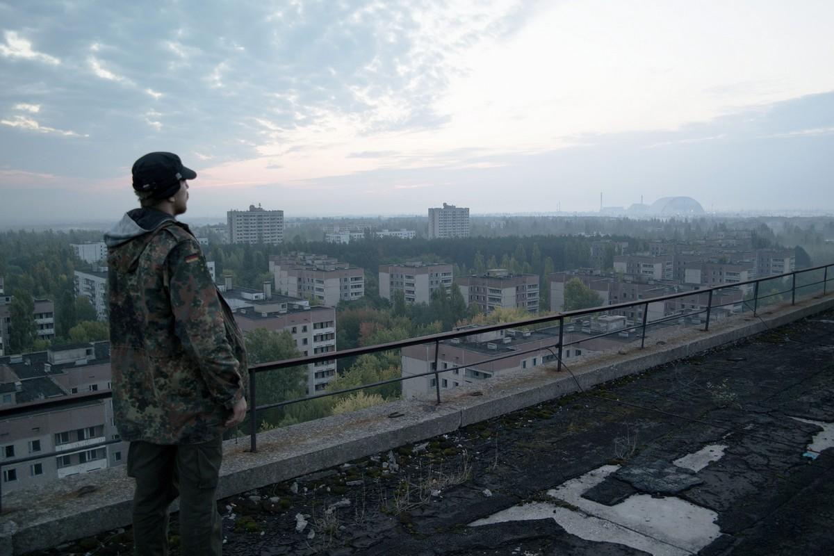 Парень из Минска прожил три дня в Припяти, ночуя в заброшенной квартире