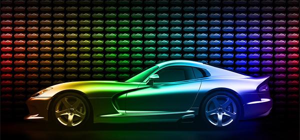 Dodge поставит на рынок эксклюзивную модель Viper GT