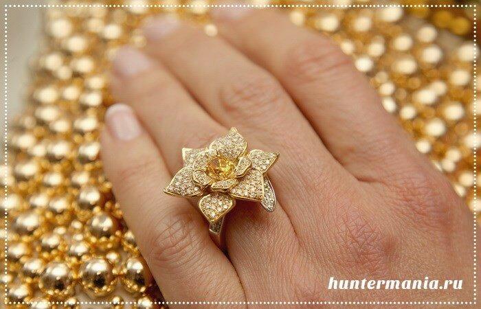 Ювелирные украшения – пробы, маркировки, стандарты качества