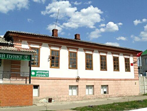 Дом Кулявцева