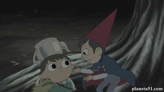 По ту сторону изгороди [2014] (1 сезон) смотреть мультсериал.