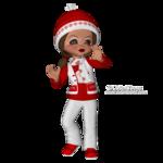 Рождественские куколки