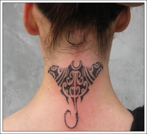 Примеры дизайна татуировок племени маори   традиционные и современные