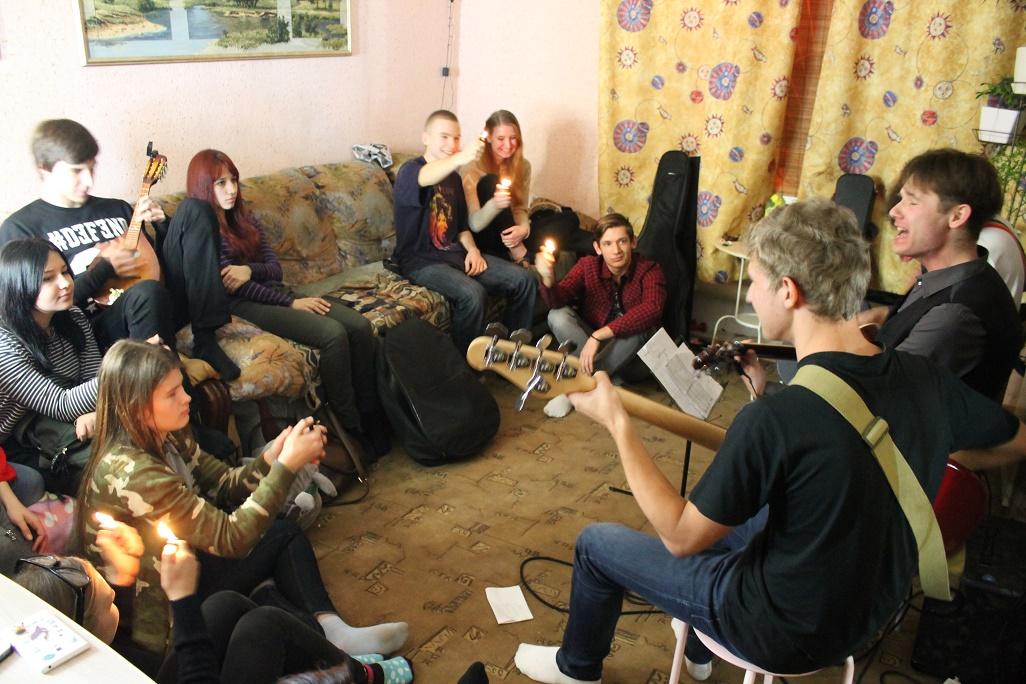 Квартирник у Яна - 13 декабря 2015