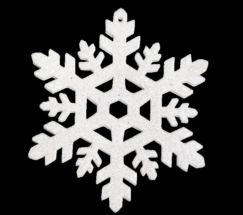 Белая снежинка картинка