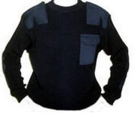 Джемпер охранника (олива, черный, т. синий)