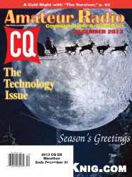 Журнал CQ Amateur Radio №12 2013