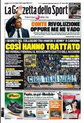 Журнал La Gazzetta dello Sport (07.05.2014)